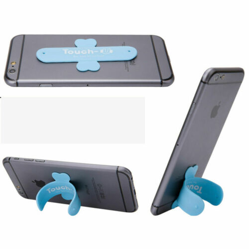 Cute Universal Cell Phone Touch Bendable U Stand Mount Holder