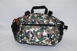 Amp bags hip bag tackle bag ebay for Spiderwire sling fishing backpack