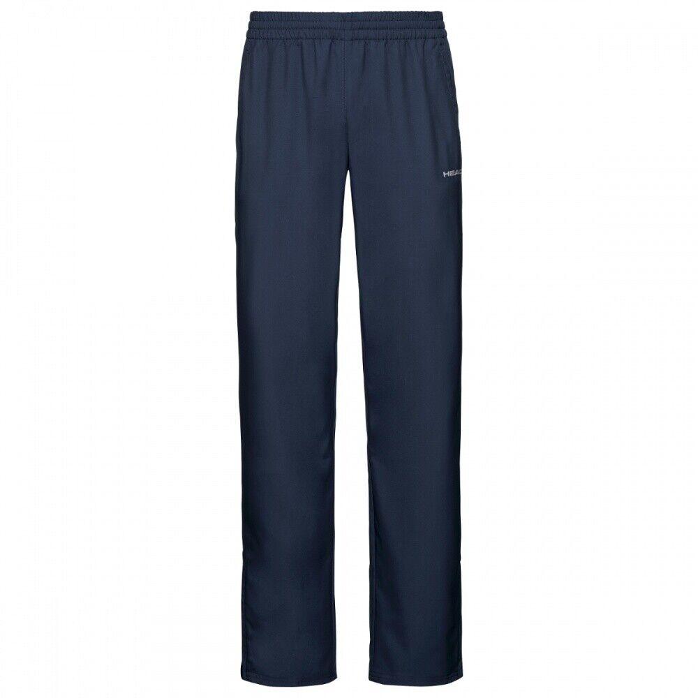 Head Club Pant Pant Pant Trainingshose Herren blau   NEU 9d3582