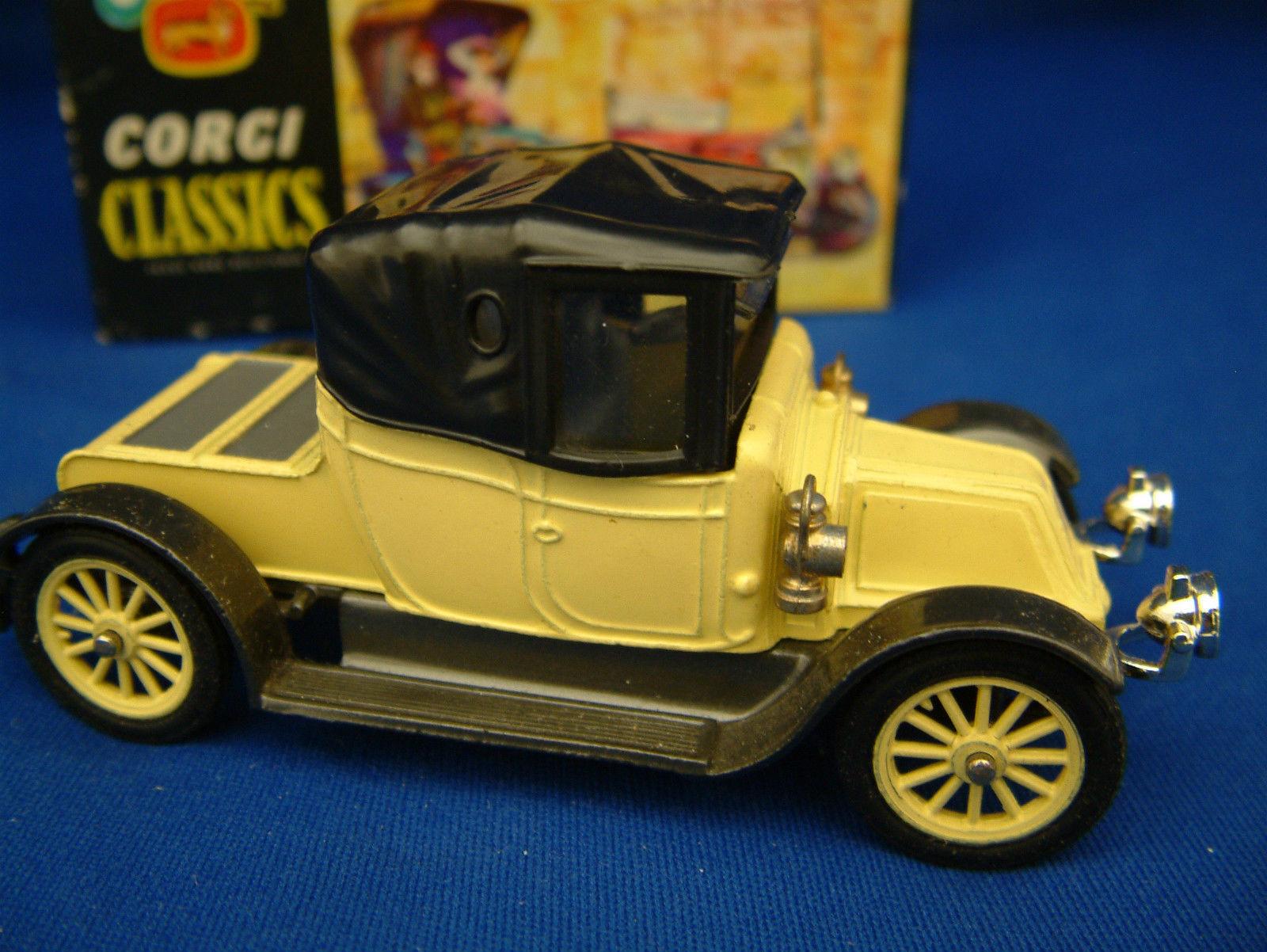 CORGI 9032 RENAULT 12 16 1910 DIE DIE DIE CAST MODEL CAR NEW FACTORY BOXED   FREE SHIP 17ecc5