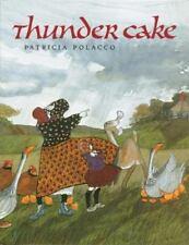 Thunder Cake by Polacco, Patricia, Good Book