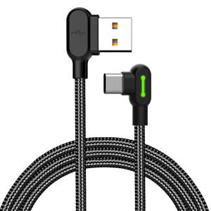 DEL-90-degres-Type-C-M-Chargeur-Angle-USB-C-Cable-Angle-OnePlus-Nord