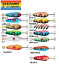 Kuusamo Rasanen Pearl Spoon 40mm//6g Various Colours