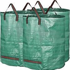 GardenMate Gartenabfallsäcke 120 l 3 Stück  NEU//Ovp 76 x 45 cm