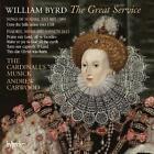 Liturgische Gesänge-The Great Service von The Cardinalls Musick (2012)