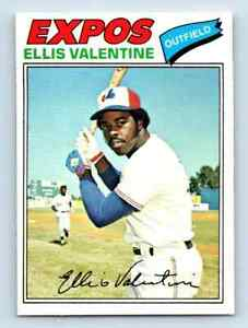 1977-O-Pee-Chee-Must-See-Condition-Ellis-Valentine-234