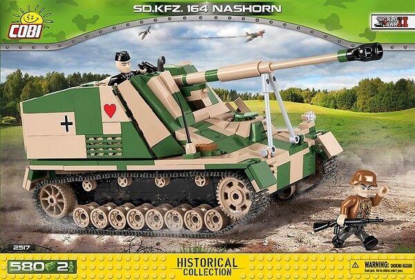 COBI SMALL ARMY WWII - 2517 - SD.KFZ 164 NASHORN