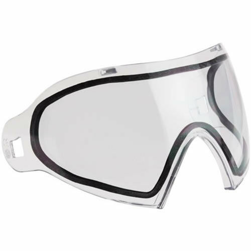 I5 Thermal Replacement Lens Dye I4 Paintball Clear