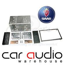 Connects2 CT23SA01 Saab 9-5 1997-2005 Car Stereo Double Din Fascia Facia Panel