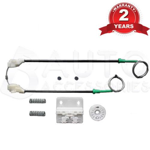 Land Rover Freelander Électrique Fenêtre Régulateur Réparation Kit Arrière gauche