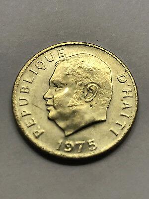 Haiti 1997 5 Centimes Uncirculated KM154a