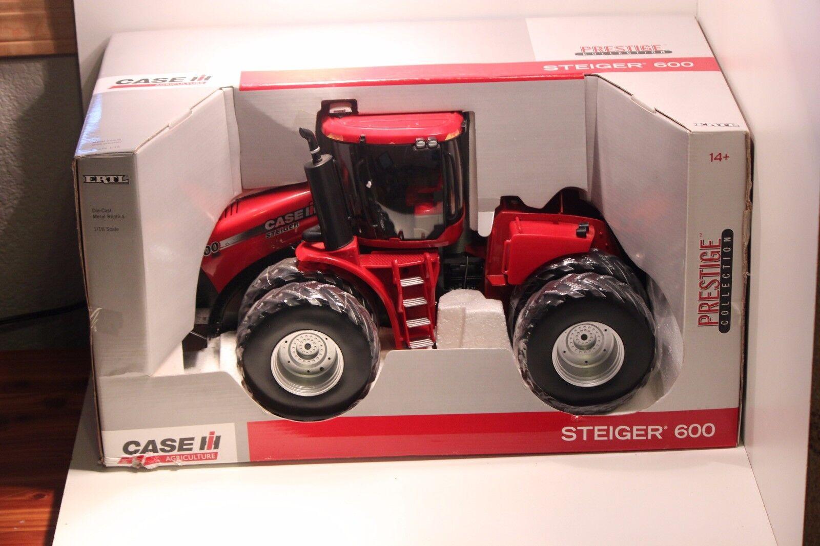 Ertl 1/16 Case IH Steiger 535 Tractor prestigio internacional Colección CE Nuevo En Caja