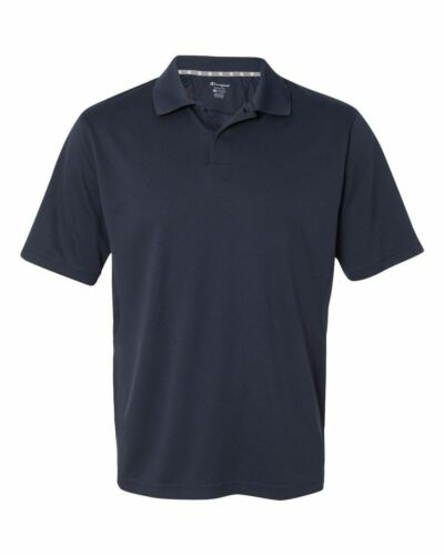 Champion Ultimate Double Dry Performance Sport Polo Shirt Adult Size New H131