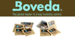 Boveda Humidity Control Cigar Umidificatore Sistema Umidificazione Sigari 8gr éLéGant Et Gracieux