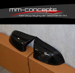 Carbon Spiegelkappen für 6er BMW F06 F12 Spiegel Kappen M6 Performance Caps ABS