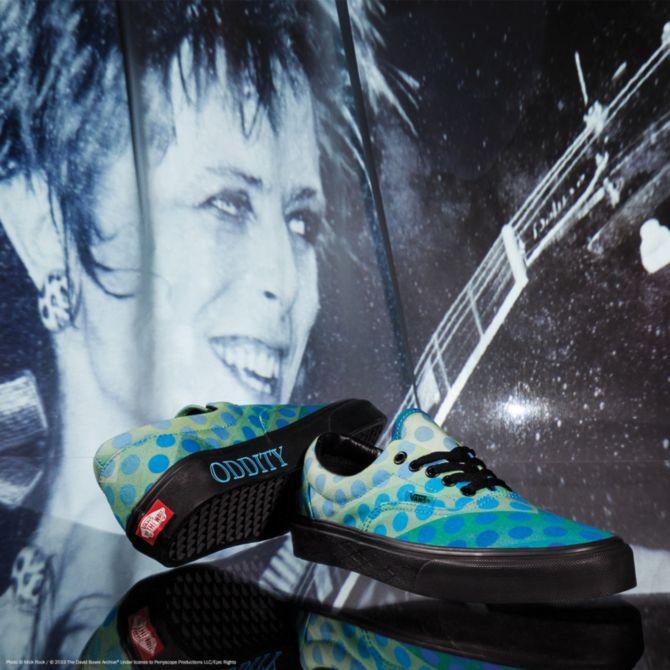 Vans x David Bowie Space Oddity EP Era