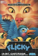 ## SEGA Mega Drive - Flicky / MD Spiel ##