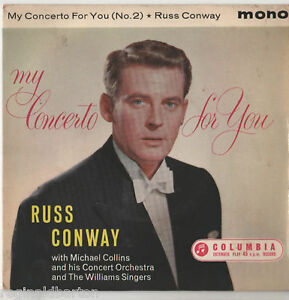 Russ-Conway-My-Concerto-For-You-7-034-Ep-1960