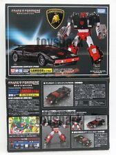 takara transformers Masterpiece MP-12G SIDESWIPE Lambor G2 Black Ver figure
