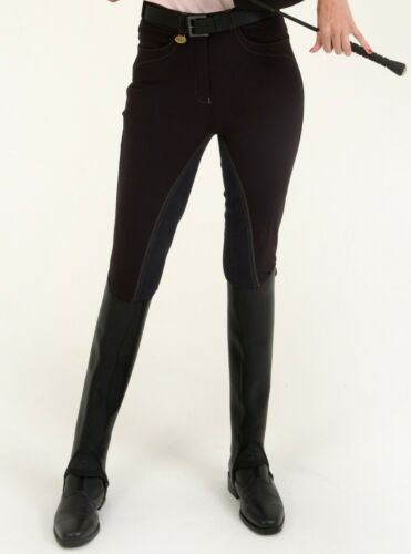 Rugged Horse K5 Ladies Plum Breeches Full Seat New with tags Multiple sizes