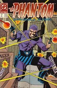 Phantom Vol. 2 (1989-1990) #2