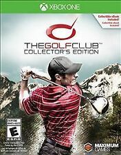 The Golf Club: Collector's Edition - Microsoft Xbox One Video Game