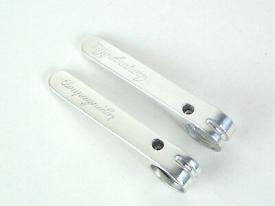 Campagnolo Victory Bicycle Shifters Braze On Down Tube Vintage Set NOS NIB