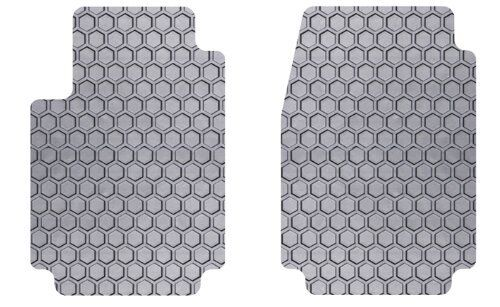 Intro-Tech Hexomat Car Floor Mats Carpet Front Rear For GEO 89-93 Tracker