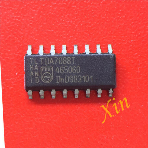20PCS TDA7088T TDA7088 SMD Linear-Schaltkreis SOP16 NEW