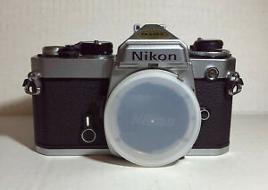 NIKON-FE-35mm-SLR-FILM-CAMERA-body