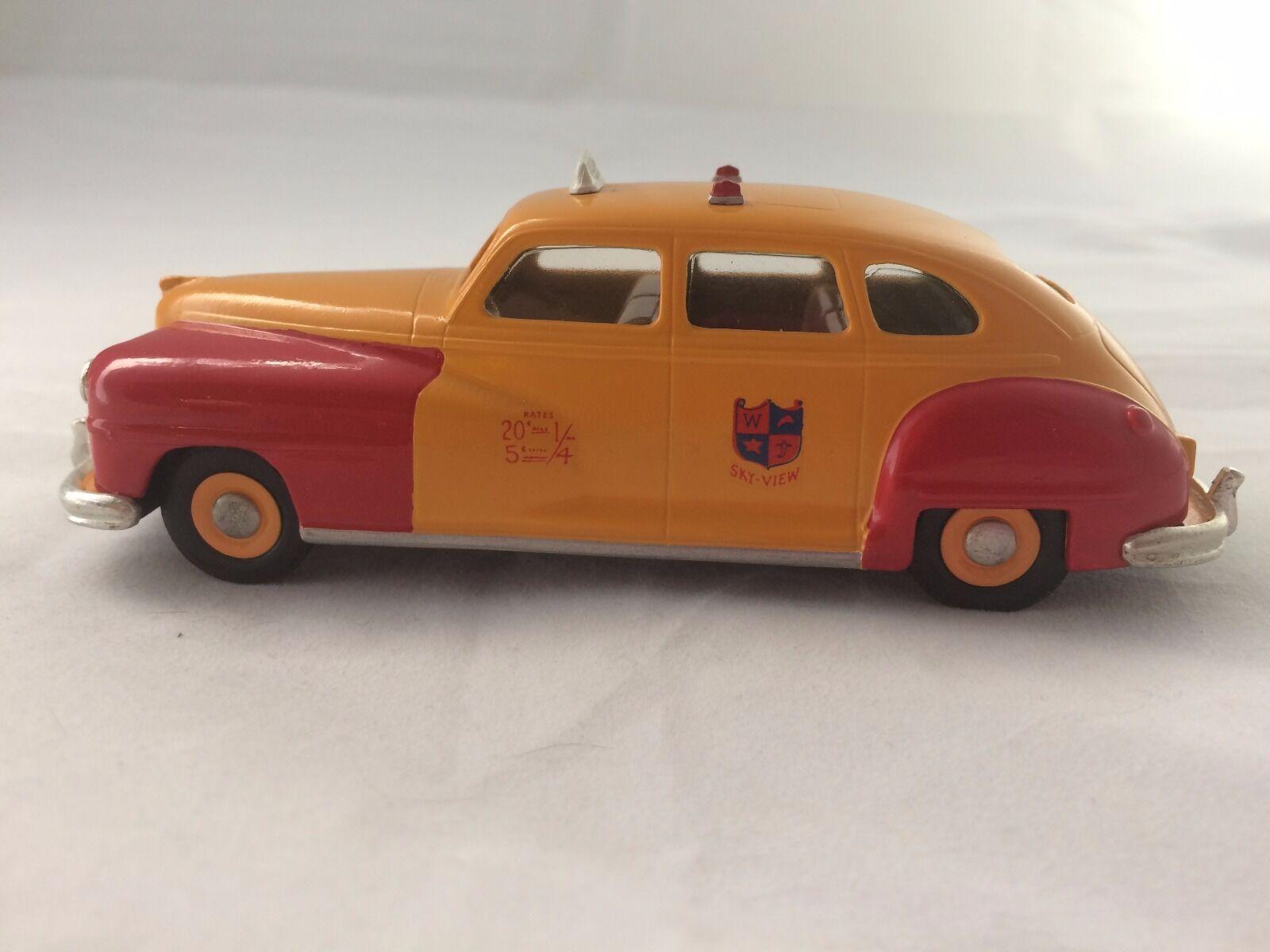 Vintage 1948 Desoto Sol Motor Co. escala 1 43