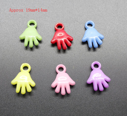 Crafts Beads Acrylic Charms Pendant Jewelry Making DIY Loose Beads Kid DIY Accs