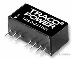 TRACOPOWER-Tmr-3-4811WI-Dc-Dc-48V-5V-3W-Sip
