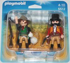 5512 Blíster Vaqueros oeste playmobil,blister,western,cowboy,sheriff