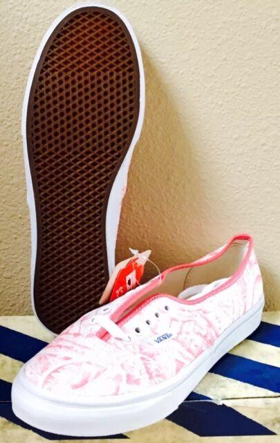493ae4a360a5 Vans Van Doren GEORGIA PEACH  BEACHES  Slim Classic Womens 7 M Shoes ...