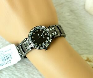 GENUINE-ITEM-FOSSIL-RELIC-BLACK-DIAL-WOMEN-039-S-WATCH