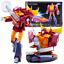 MP-28 Masterpiece Transformers Rodimus Quente Cybertron Novo Boneco de ação Cavalier
