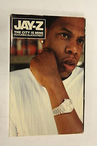 The-City-Is-Mine-by-Jay-Z-1998-Audio-Cassette