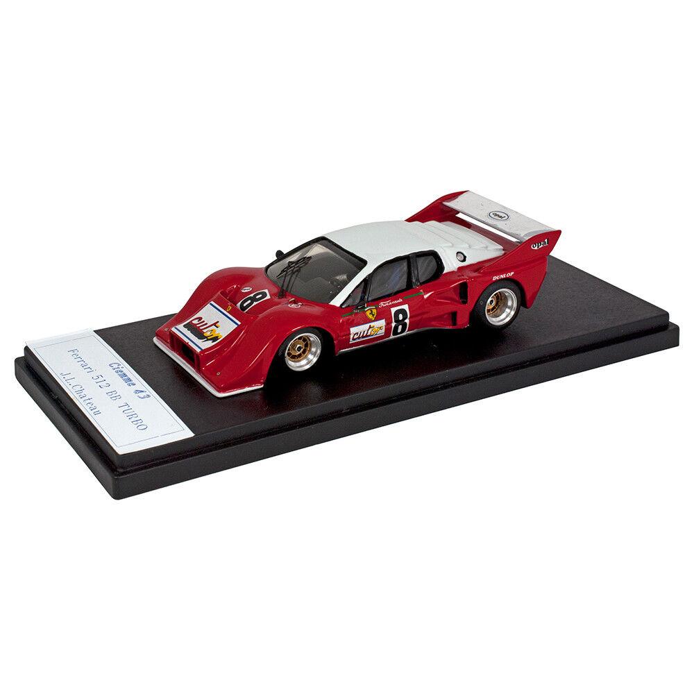 Ciemme 43 1 43 1977 Ferrari 512 BB Turbo