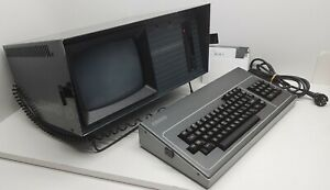 Kaypro 10 Portable CP/M Computer. Tested and working. With Disks. Rare Collector