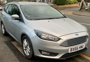 2016 Ford Focus ZETEC 1.0 EcoBoost (125ps) Estate Petrol Manual £20 TAX NO ULEZ