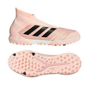Details about Adidas Predator Tango 18+ Turf Shoes Trace Pink Coral Black DB2059 Boost