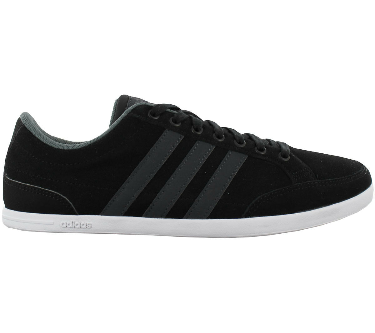 Adidas Caflaire Low Baskets / Chaussures Homme Baskets Baskets Baskets Loisirs Noir AW4705 | Durable En Usage