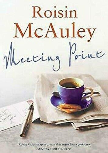 Meeting Point Mass Markt Paperbound Roisin Mcauley