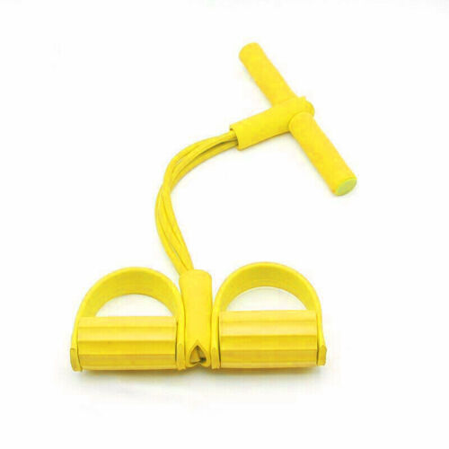 Multi-Function Sport Tension Rope Fitness Pedal Unisex Exerciser Rope Pull Bands