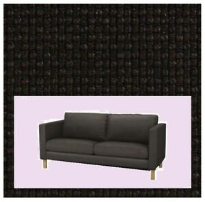 Image Is Loading Ikea Karlstad 2 Seat Loveseat Sofa Cover Korndal