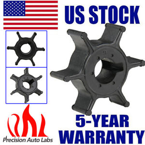 Water Pump Impeller Outboard Motor for Yamaha 4HP 6E0-44352-00-00 6EO-44352-003