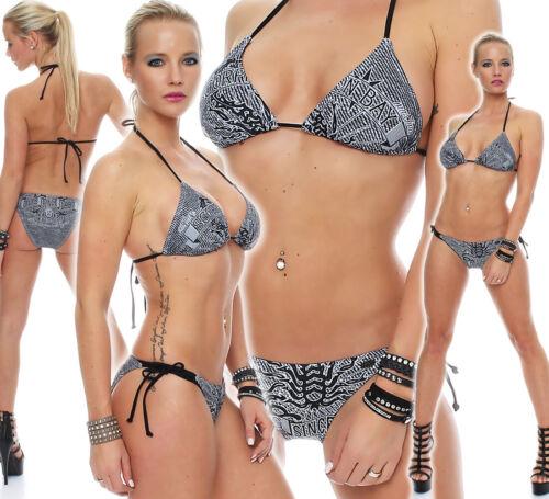 Scorpion Bay Donna Bikini con Laccio intorno Al Collo