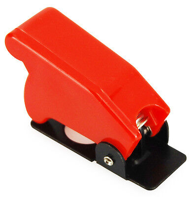 5 X KFZ Auto Boot Abdeckung Kippschalter Schutz kappe EIN//AUS Schalter Rot