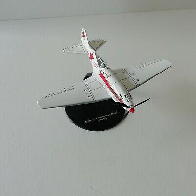 1:72 Aircraft Ixo-Altaya MIKOYAN GUREVITCH MIG-3 /_10 URSS